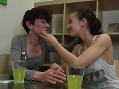 Isadora with the addition of Jaclyn invite a friend for a adult homo threesome