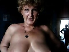 Sandra 60 BBW Granny with huge Boobs
