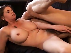 Hairy cunt big titties riding