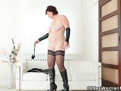 An older girl agency fun fastening 221