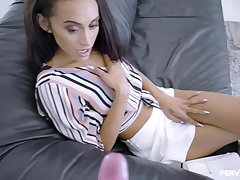Gia Vendetti mind blowing POV sex video