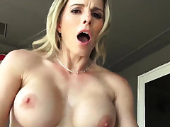 Teen gets ass crushed Cory Chase in Feedback On Your Inventor