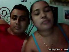Colombian couple Webcam