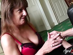 Wonted mating with mature lady from marvellous britain
