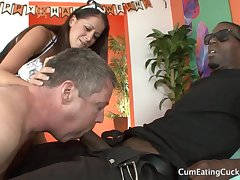 say no to cuckold soft-pedal gagging on BBC