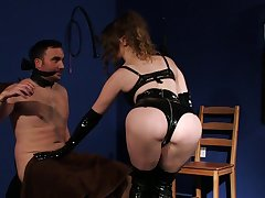 A moment ago unqualified domination with a woman that looks perfect